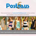 5 anos do Posthaus.com + promoção no blog!