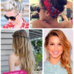 Verão 2014: Penteados Fáceis!