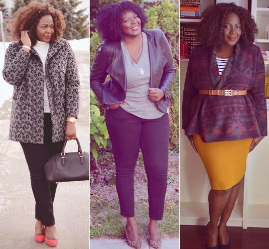 2372a9981b8c Moda Plus Size: casacos de inverno! | Dicas de Moda Posthaus