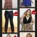 Moda Plus Size em Oferta – Black Friday 2014!