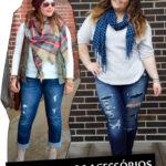 Dicas de moda Plus Size: como usar estampas