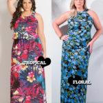 Vestido Longo Plus Size: Dicas de Moda