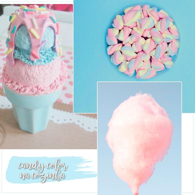 candy color na cozinha