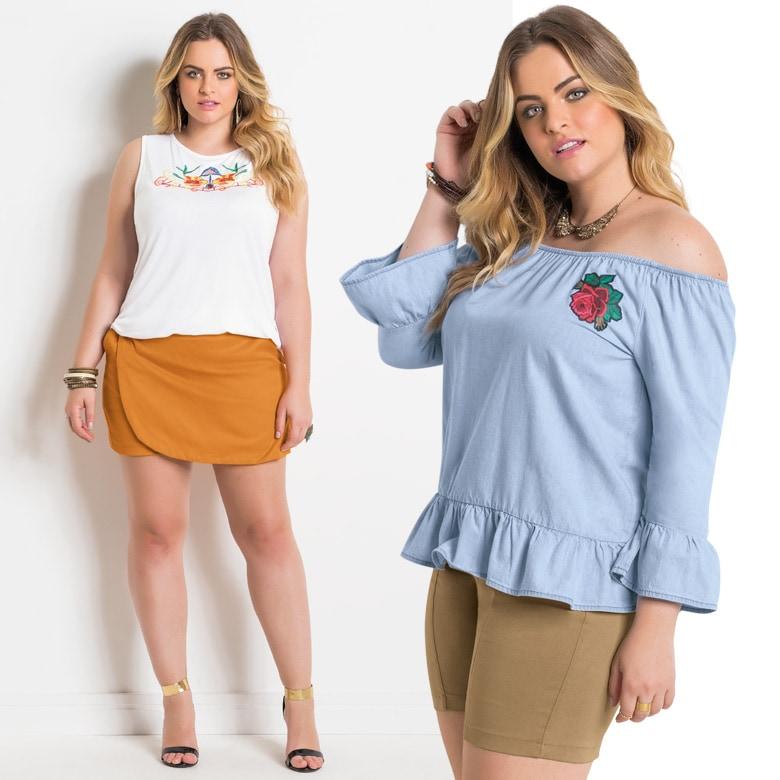 W Moda Size Plus Iwanek wiemy jak sprawić, aby każda kobieta czuła się pięknie i kobieco. Mamy odzież na każdą okazję. Poznaj nasza pełną ofertę i rozkwitnij z Moda Size Plus Iwanek.