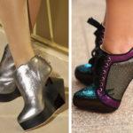 Sapatos diferentes: você usaria?
