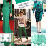 Verde esmeralda: a cor do ano!