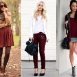 Burgundy Lovers!