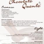 Receita: Chocolate Quente!