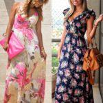 Primavera 2014: Vestidos Longos!
