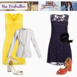 Como usar: vestido de renda!