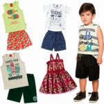 Moda Infantil – Tendências Verão 2015