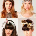 Como usar lenços na cabeça