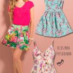 Primavera 2015: Estampa Floral