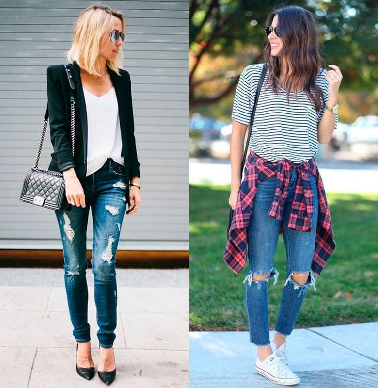 Calça-Jeans-look