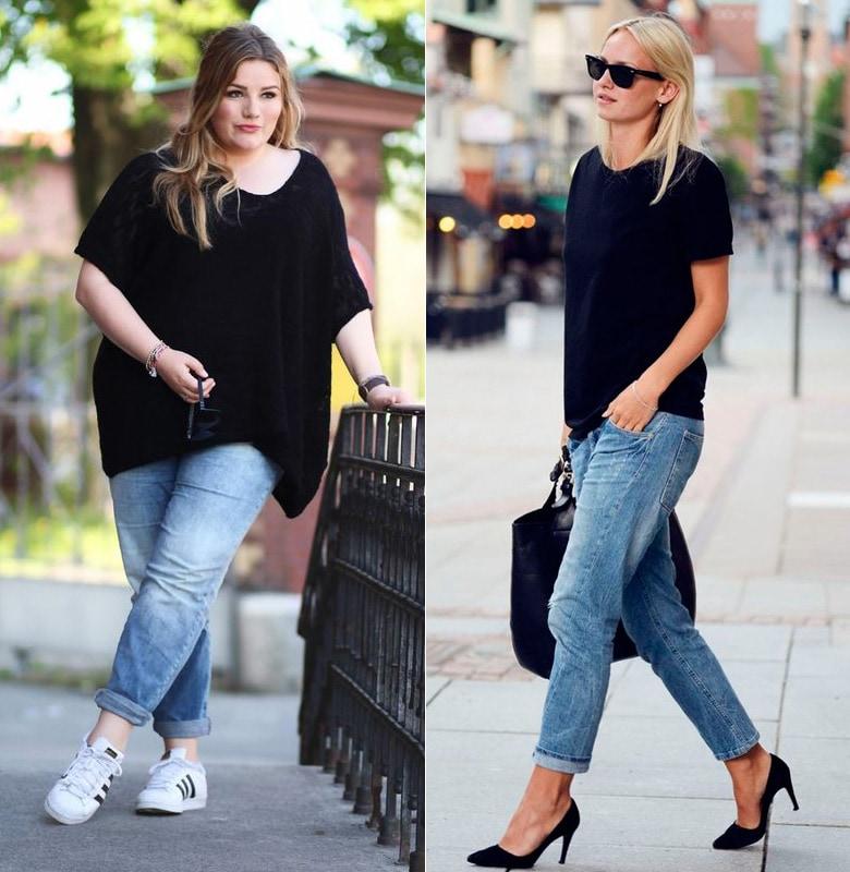 Calça-jeans-e-blusa-preta