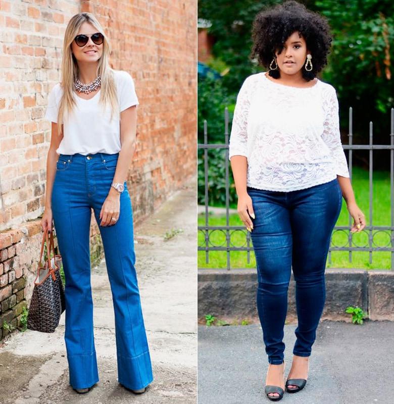 Calça-jeans-e-camiseta