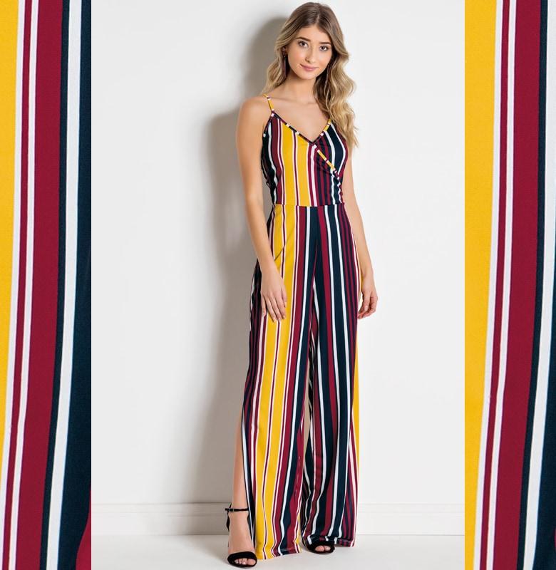 Listras Coloridas Tendência 2019 Dicas De Moda Posthaus