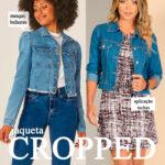 Jaqueta jeans – peça chave da estação